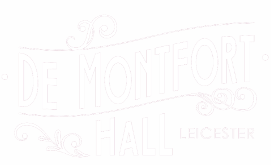 De Montfort Hall logo