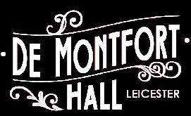 De Montfort Hall logo